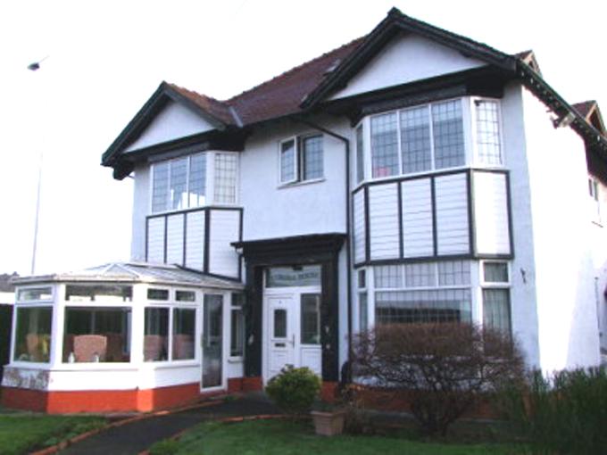 Care Home Wirral Corona House