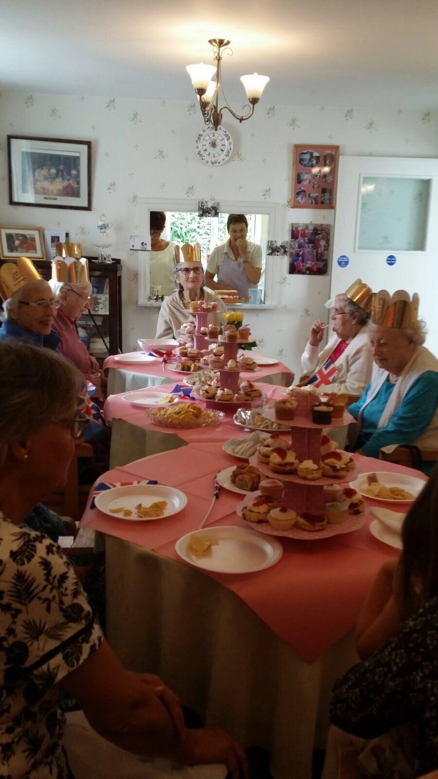 Celebrating The Queens Birthday